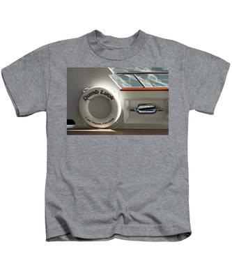 Way Better Than No Luck Kids T-Shirt