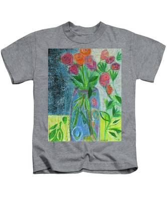 A-rose-atherapy Kids T-Shirt