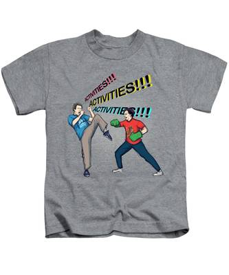 Brother Kids T-Shirts