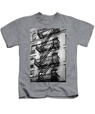 Facade Kids T-Shirts