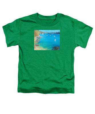 Middle Harbour Sydney Toddler T-Shirt