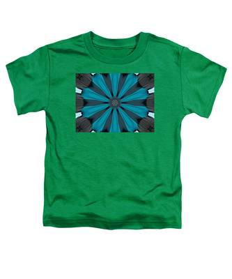 A Burst Of Blue Toddler T-Shirt