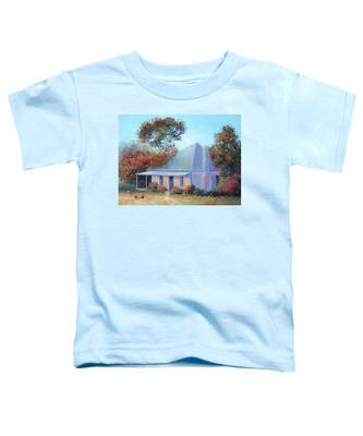 The Old Farm House Toddler T-Shirt