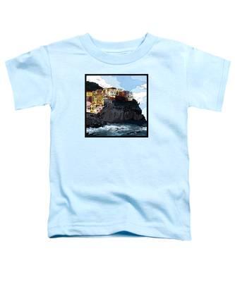 Manarola W/hidden Pictures Toddler T-Shirt