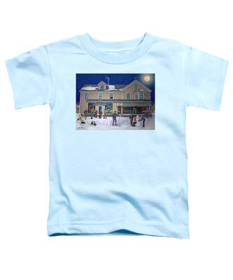 Faddens General Store In North Woodstock Nh Toddler T-Shirt