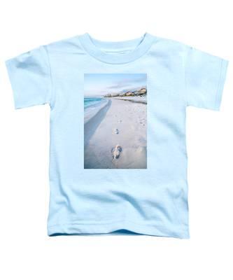Florida Beach Scene Toddler T-Shirt