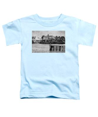 Matanzas Pass - Fort Myers Beach - Florida Toddler T-Shirt