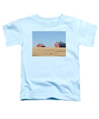 Old And New Toddler T-Shirt