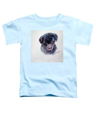 The Puppy Toddler T-Shirt