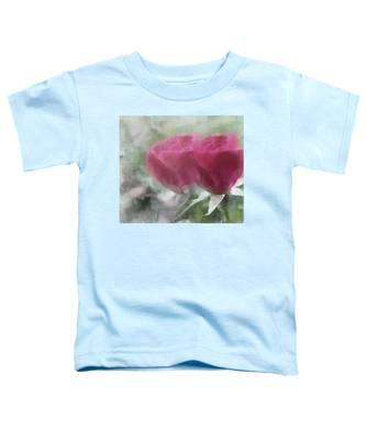 Valentine's Roses Toddler T-Shirt