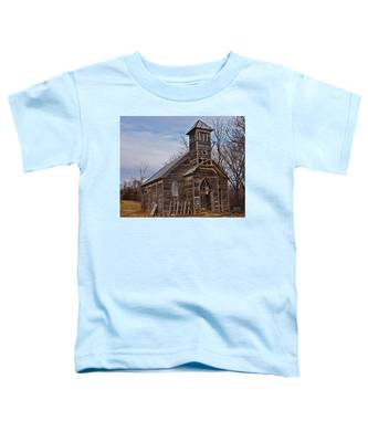 Abandoned Church Toddler T-Shirt