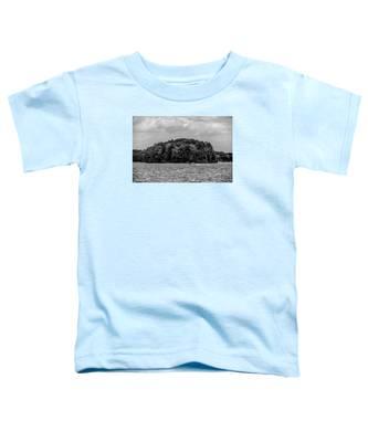 Relaxing On Lake Keowee In South Carolina Toddler T-Shirt