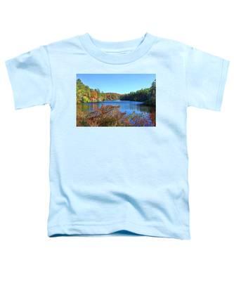 A North Carolina Autumn Toddler T-Shirt