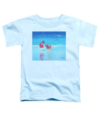 A Summer Breeze Toddler T-Shirt