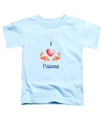 Azure Waters By V.kelly Toddler T-Shirt