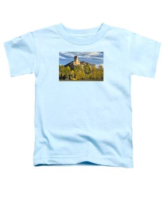 Before Sunset At Chimney Rock Toddler T-Shirt