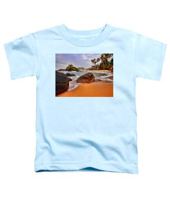 Toddler T-Shirt featuring the photograph Cabo San Juan by Skip Hunt