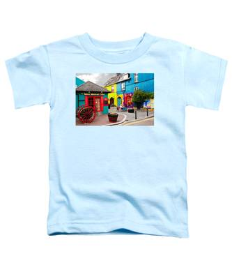 Colorful Corner Toddler T-Shirt