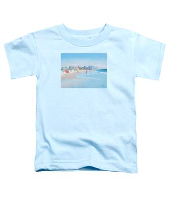 Coronado Beach San Diego Toddler T-Shirt