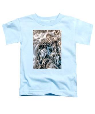 Dog Falls Toddler T-Shirt