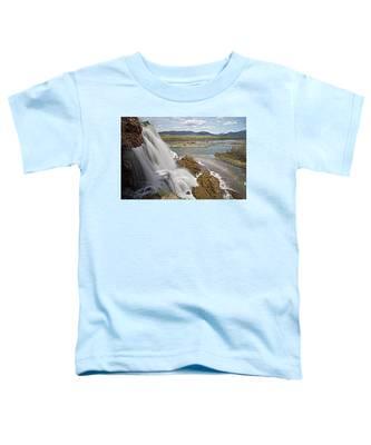 Fall Creek Falls Toddler T-Shirt