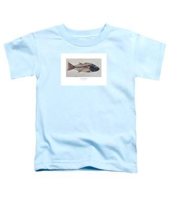 Fossil Fish Toddler T-Shirt