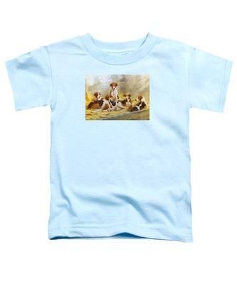 Fox Hounds Toddler T-Shirt