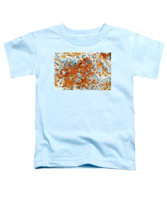 Golden Lichen Toddler T-Shirt