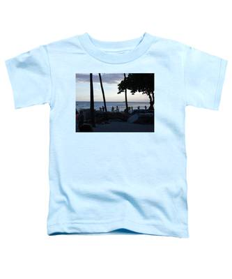 Vacation Toddler T-Shirts
