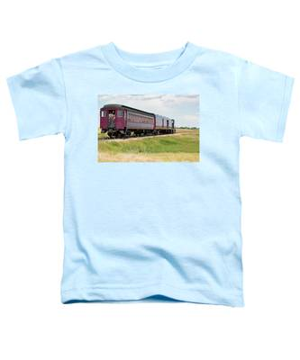 Heading To Town Toddler T-Shirt