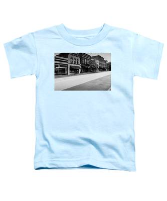 Historic Buford Downtown Area Toddler T-Shirt