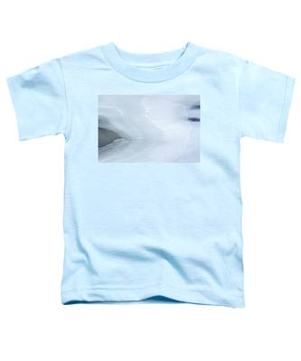 Ice Abstract 3 Toddler T-Shirt