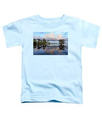 Lake Mirror Toddler T-Shirt