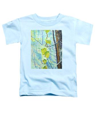 Last Of The Leaves Toddler T-Shirt