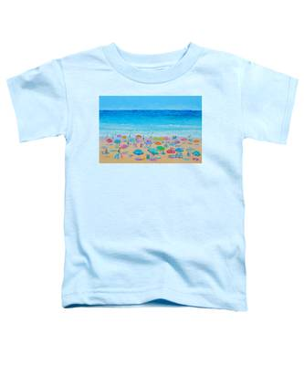 Life On The Beach Toddler T-Shirt