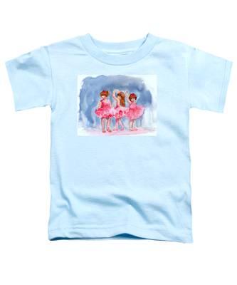 Little Ballerinas Toddler T-Shirt