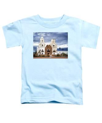 Mission San Xavier Del Bac Toddler T-Shirt