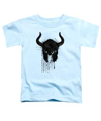 Helmets Toddler T-Shirts