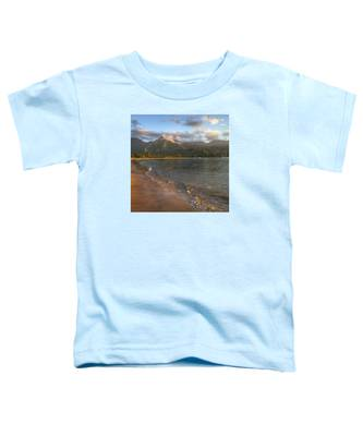 Ocean Mountains Toddler T-Shirt