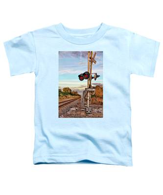 On Down The Line 3 Toddler T-Shirt