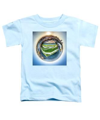 Planet Summerfest Toddler T-Shirt