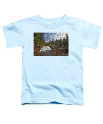 Provo River Falls Toddler T-Shirt