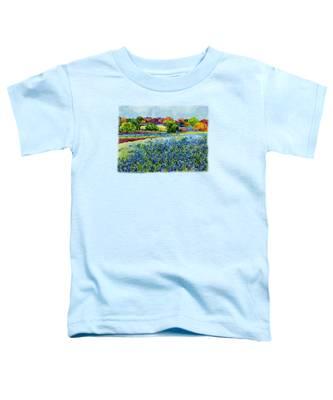 Wildflower Toddler T-Shirts