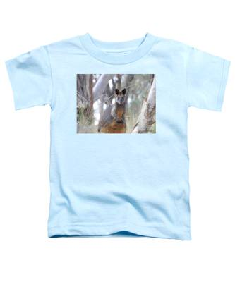 Swamp Wallaby Toddler T-Shirt