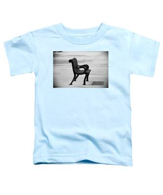 The Pier Bench Toddler T-Shirt