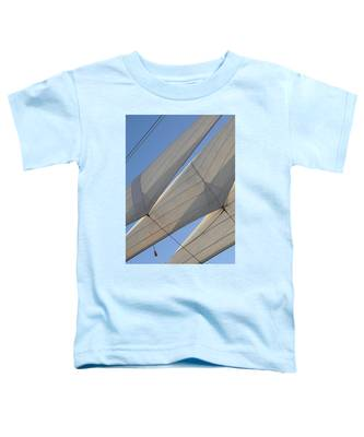 Three Sails Toddler T-Shirt