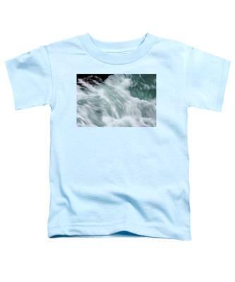 Turbulent Seas Toddler T-Shirt