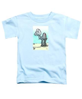 Trappedinflesh Toddler T-Shirts