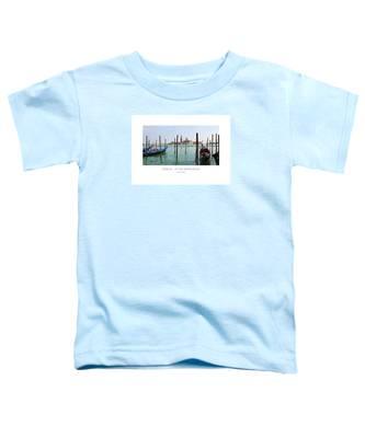 Venetia - At The Waterfront Toddler T-Shirt