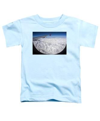 Window To Himalaya Toddler T-Shirt